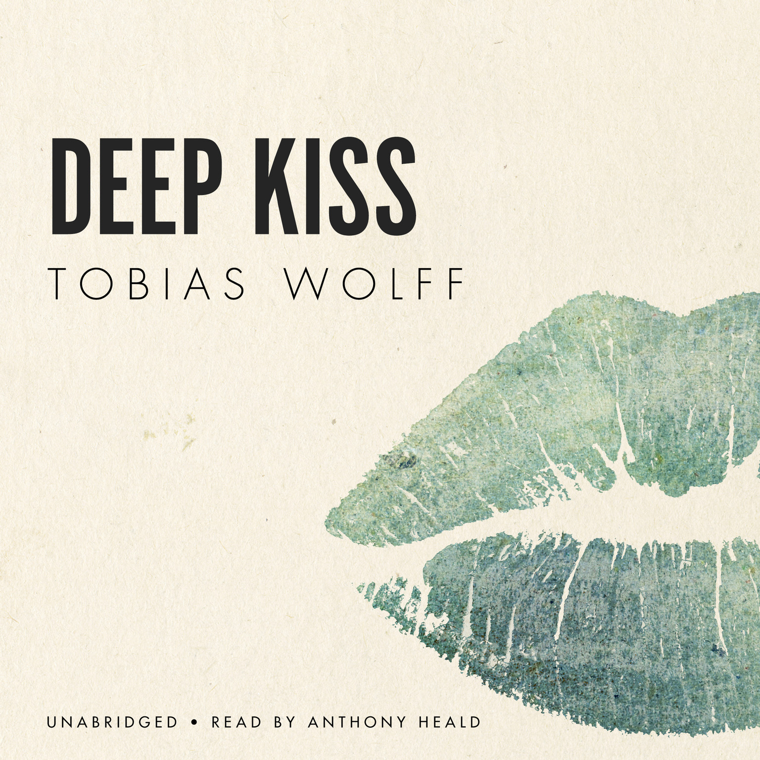 Printable Deep Kiss Audiobook Cover Art