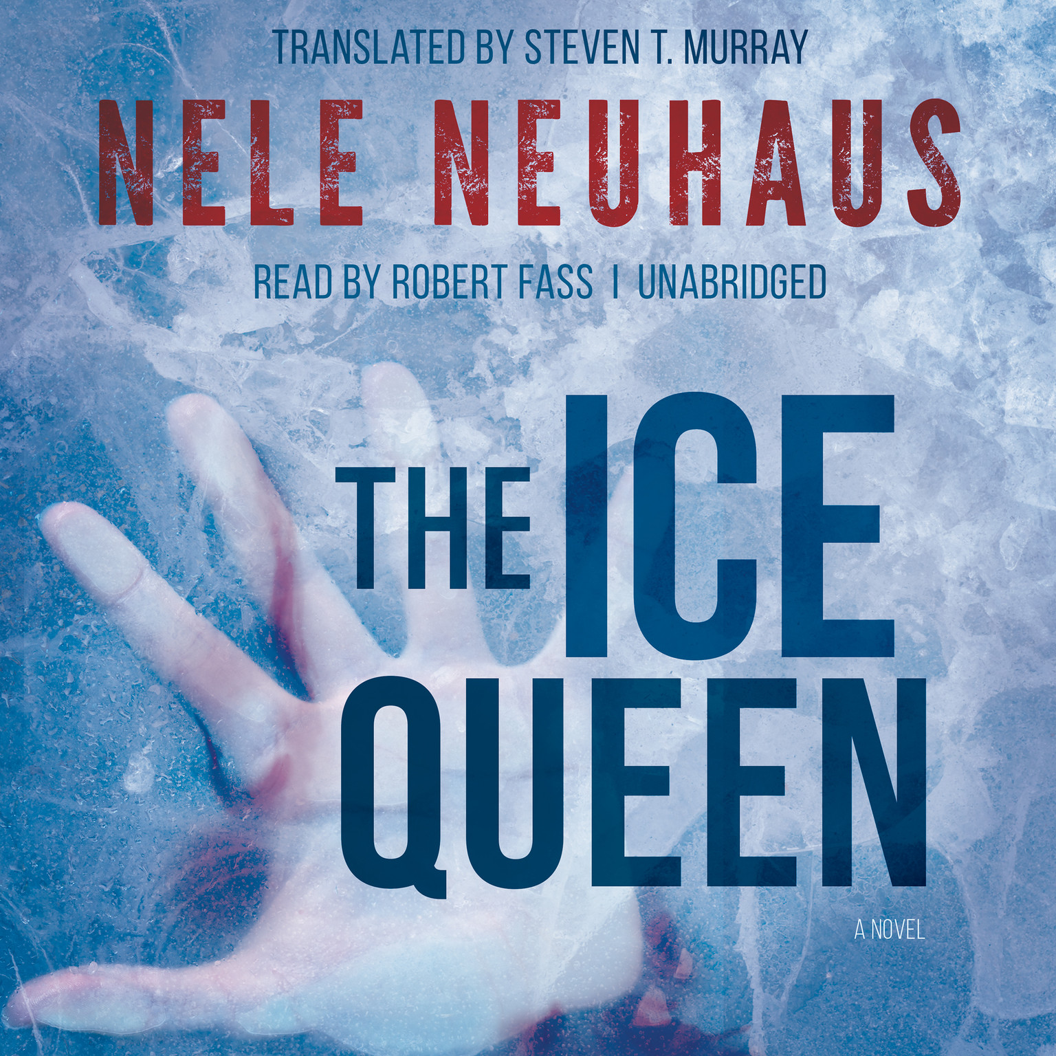 Printable The Ice Queen Audiobook Cover Art