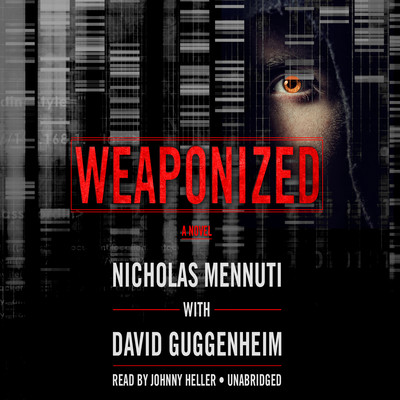 Weaponized Audiobook, by Nicholas Mennuti