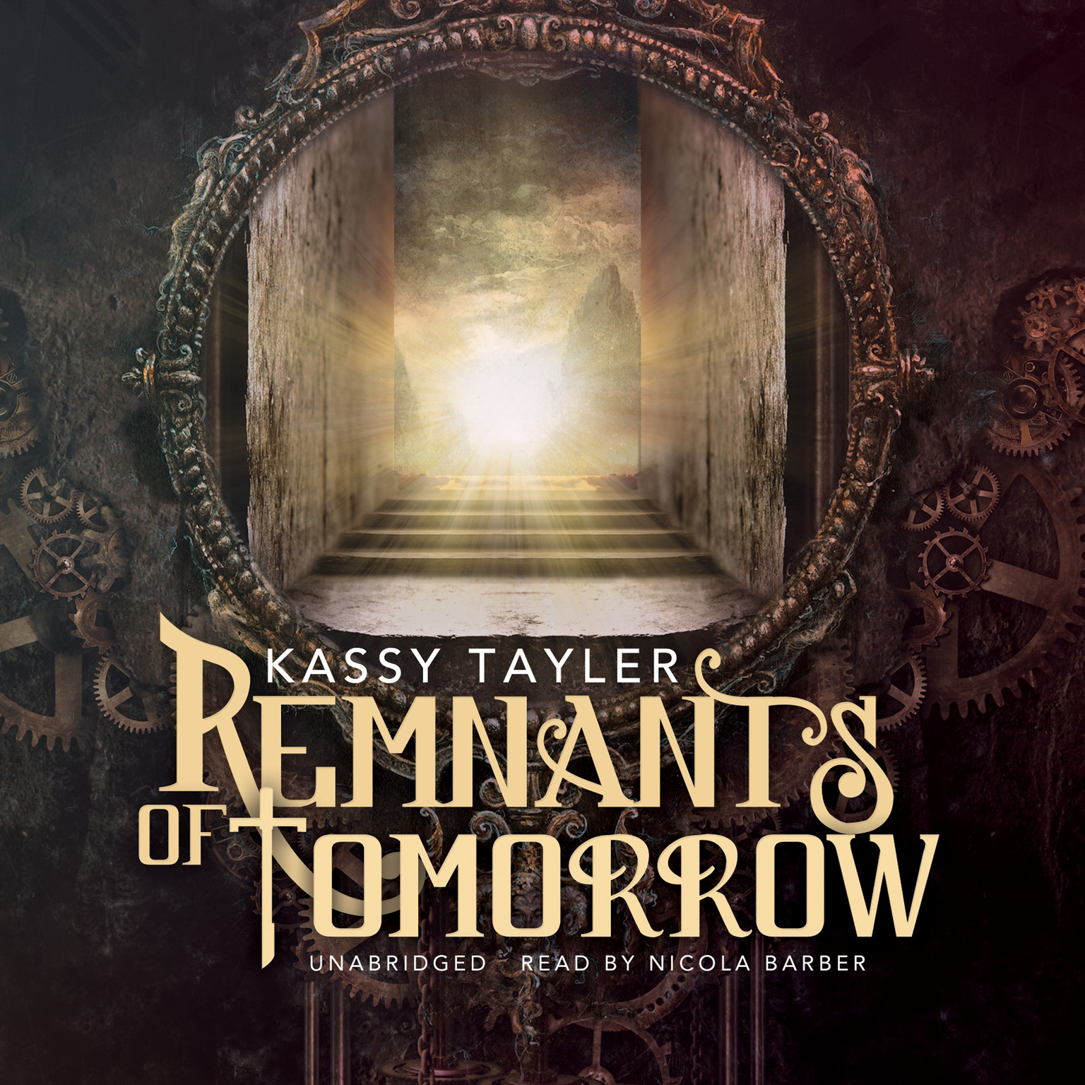 Printable Remnants of Tomorrow Audiobook Cover Art