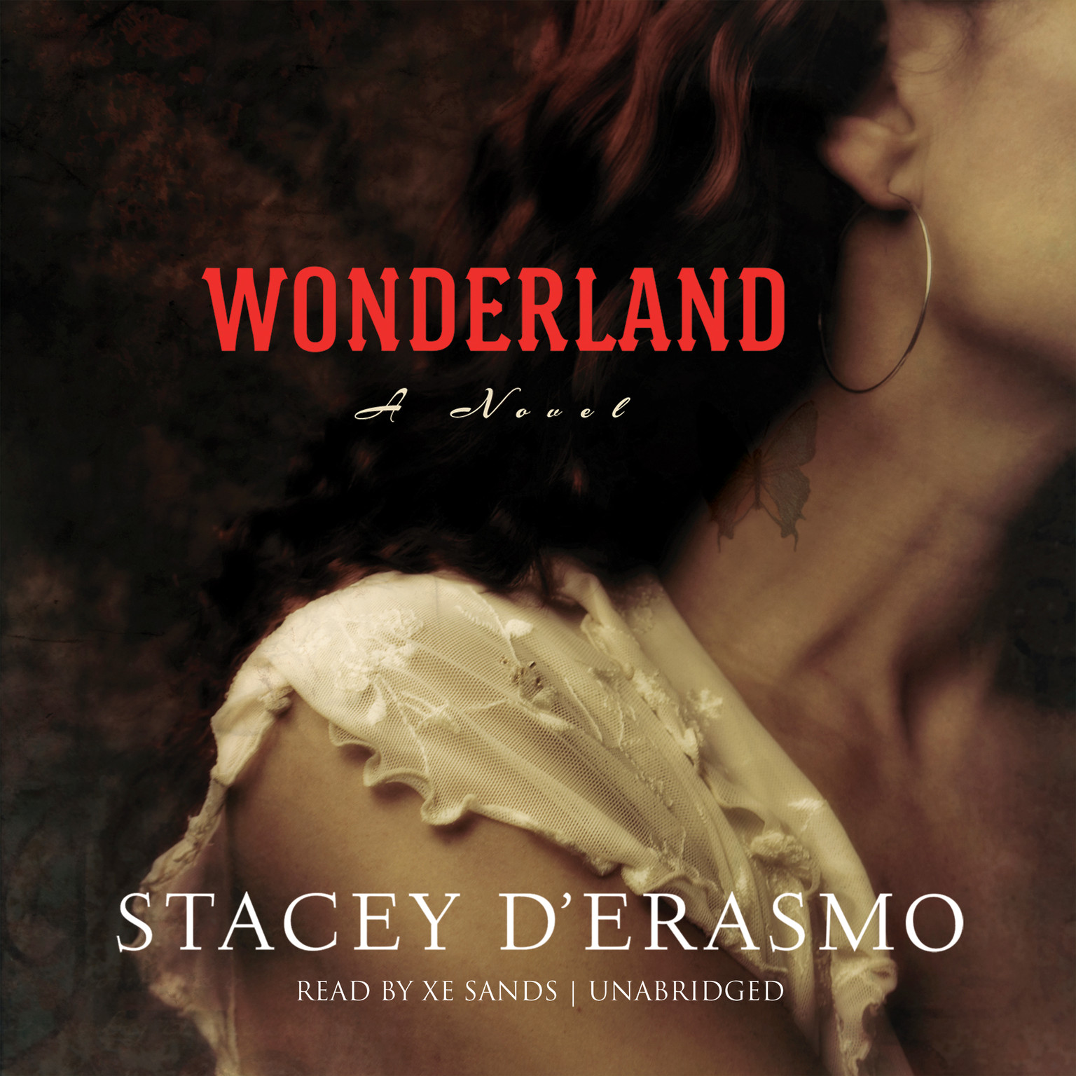 Printable Wonderland Audiobook Cover Art