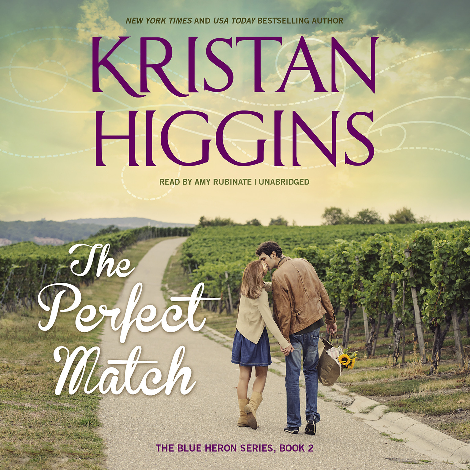Printable The Perfect Match Audiobook Cover Art