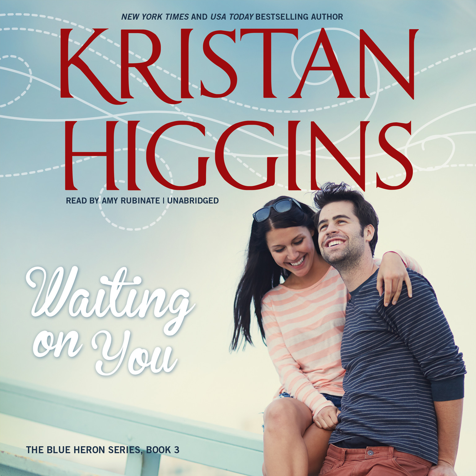 Printable Waiting on You Audiobook Cover Art