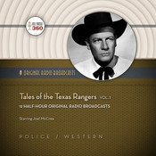 Tales of the Texas Rangers, Vol. 1, by Hollywood 360, NBC Radio