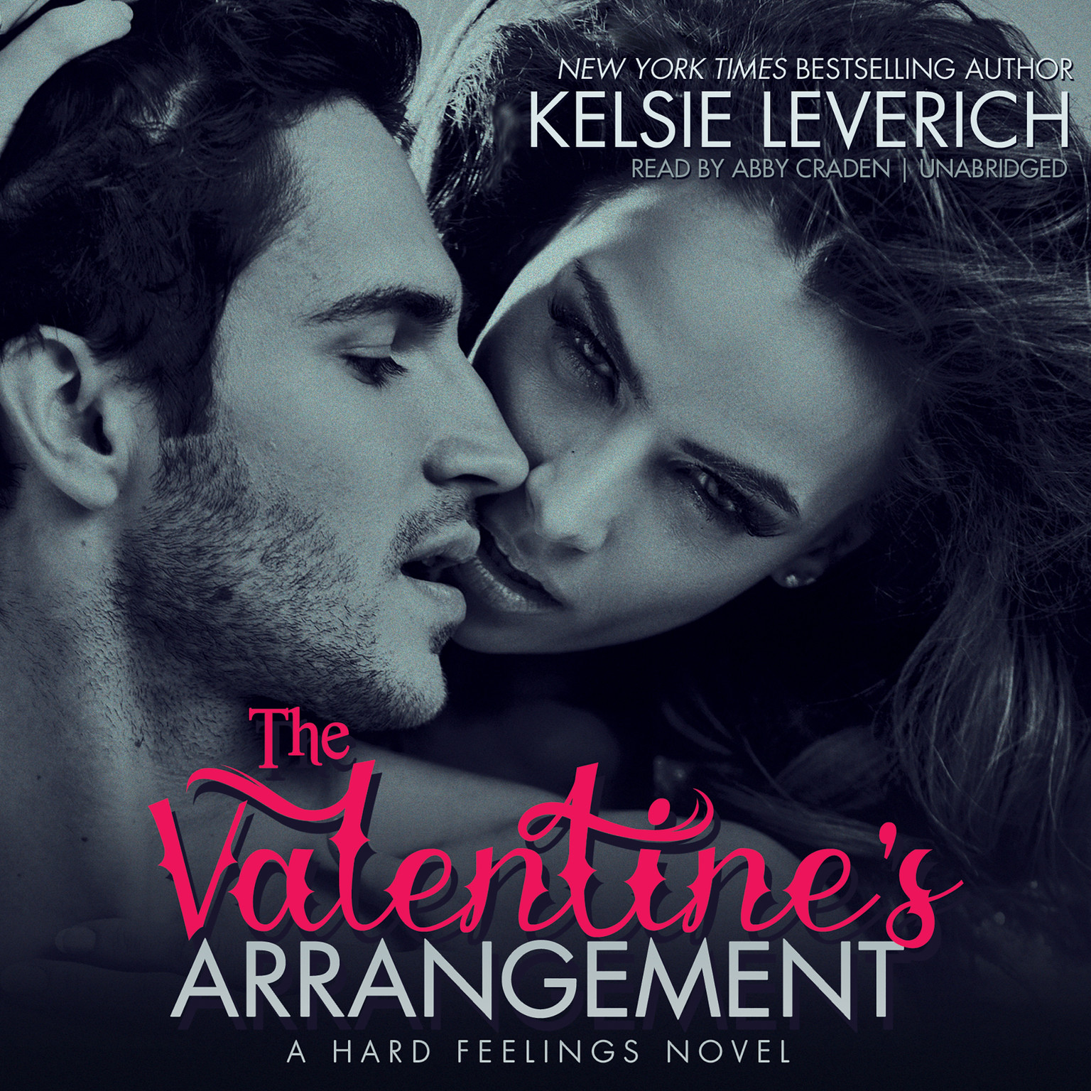 Printable The Valentine's Arrangement: A Hard Feelings Novel Audiobook Cover Art
