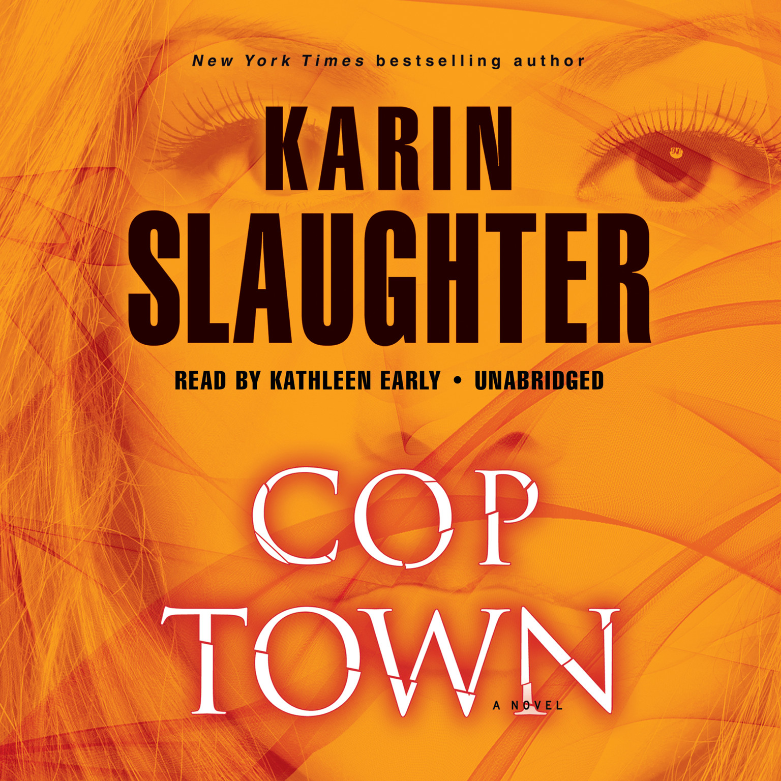 Printable Cop Town: A Novel Audiobook Cover Art