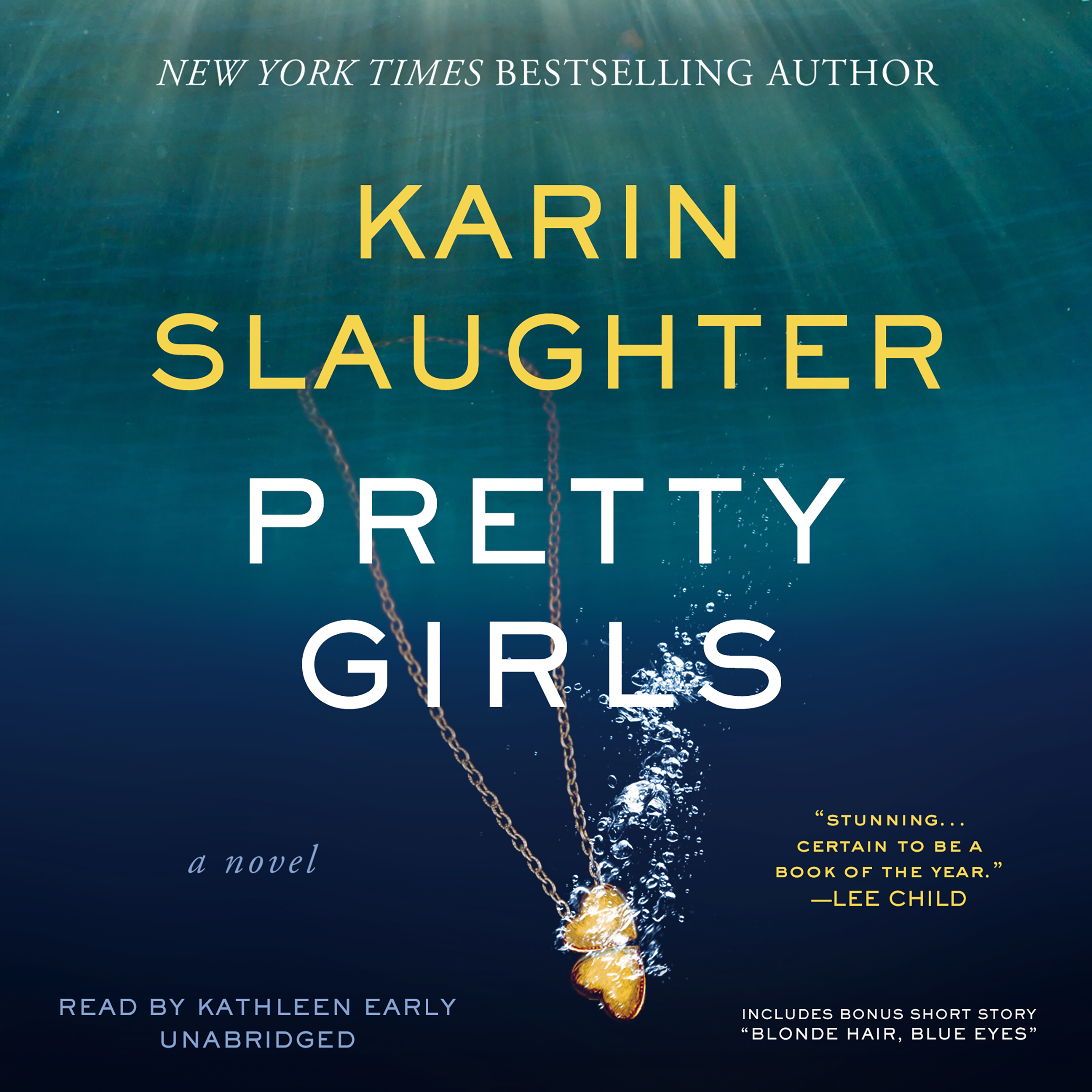 Printable Pretty Girls Audiobook Cover Art
