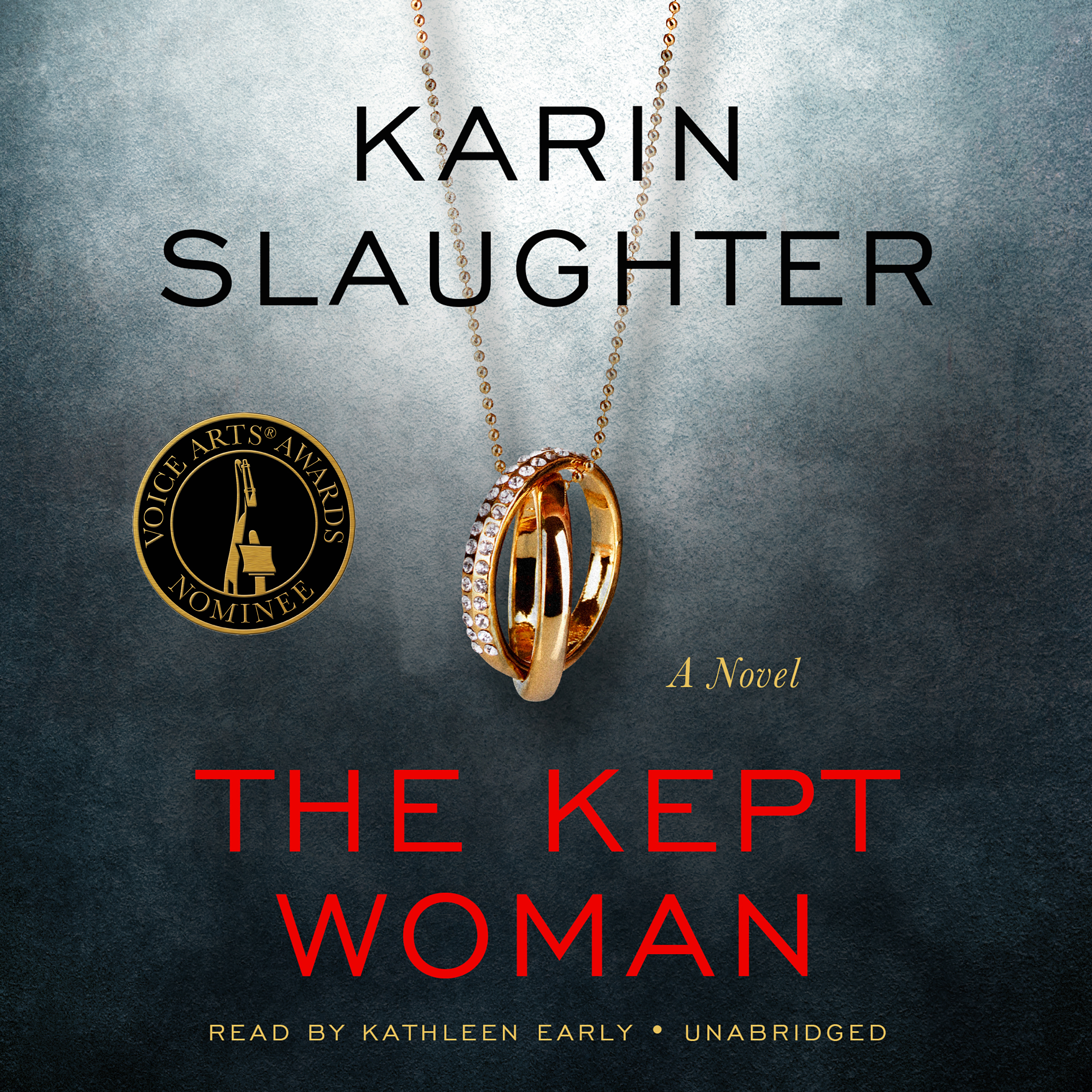 Printable The Kept Woman: A Novel Audiobook Cover Art