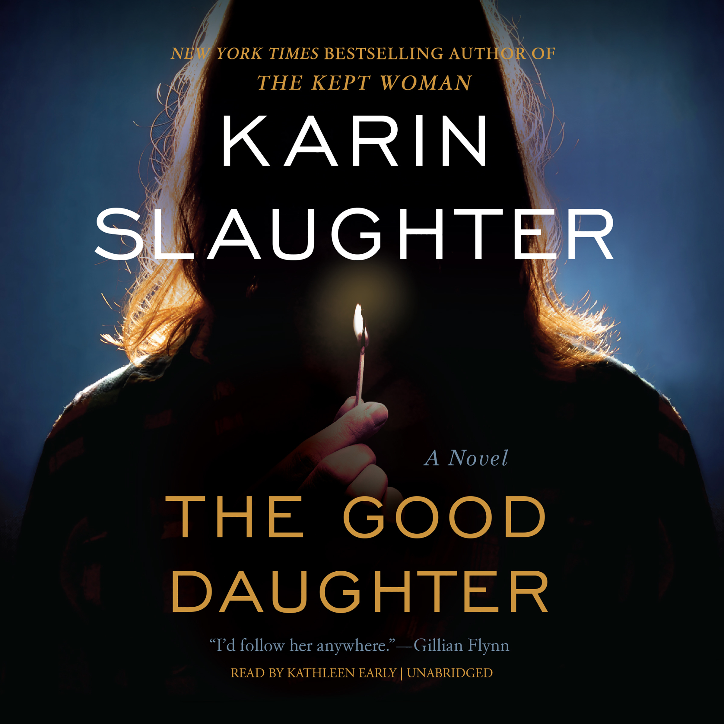 Printable The Good Daughter: A Novel Audiobook Cover Art