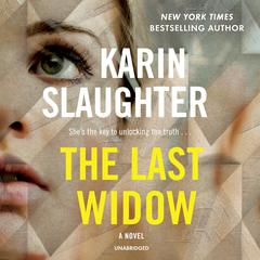 The Last Widow Audiobook, by