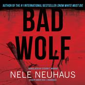 Bad Wolf Audiobook, by Nele Neuhaus
