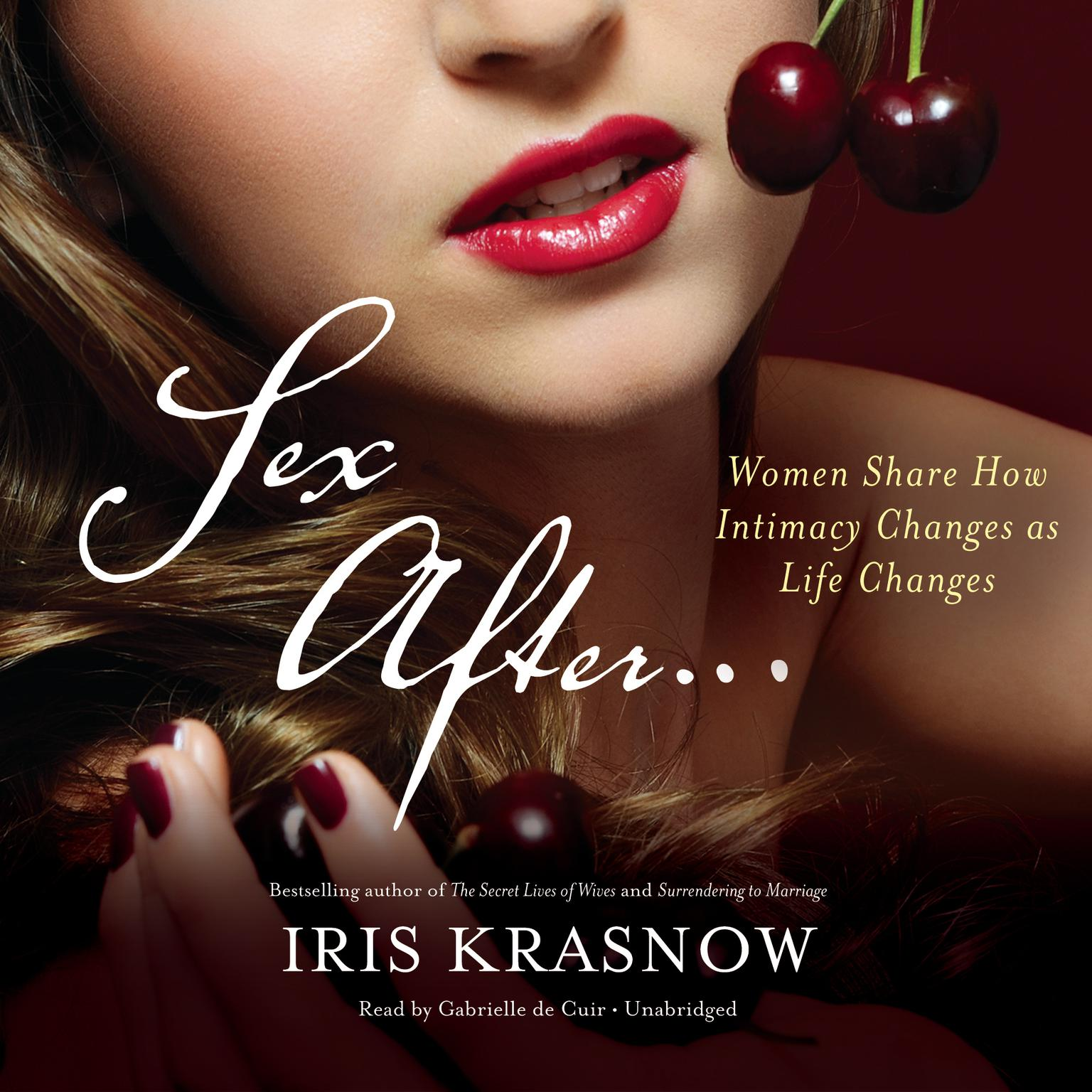 Printable Sex After…: Women Share How Intimacy Changes as Life Changes Audiobook Cover Art
