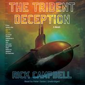 The Trident Deception Audiobook, by Rick Campbell
