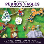 The Complete Pedro's 200 Fables Master Collection Audiobook, by Pedro Pablo Sacristán