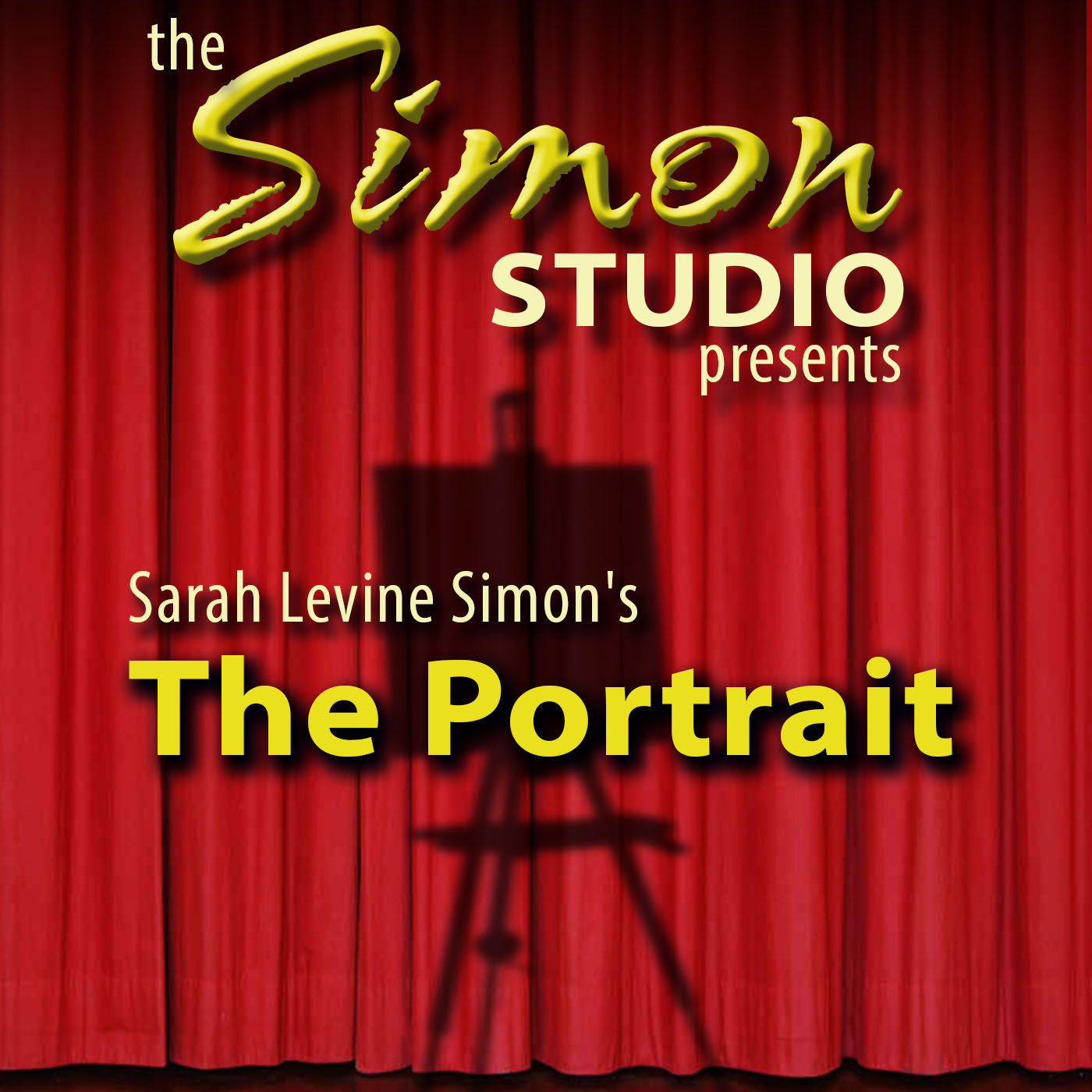 Printable Simon Studio Presents: The Portrait: The Best of Comedy-O-Rama Hour, Season 8 Audiobook Cover Art