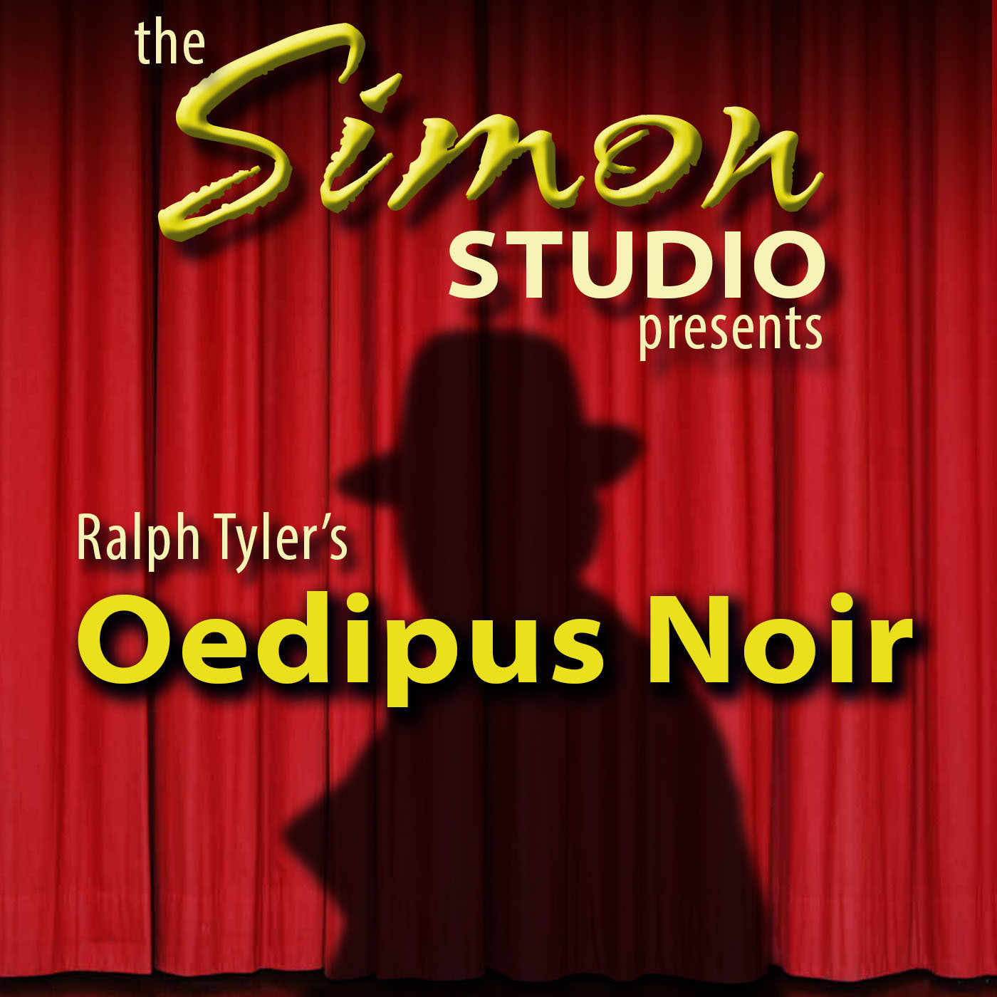 Printable Simon Studio Presents: Oedipus Noir: The Best of the Comedy-O-Rama Hour, Season 8 Audiobook Cover Art