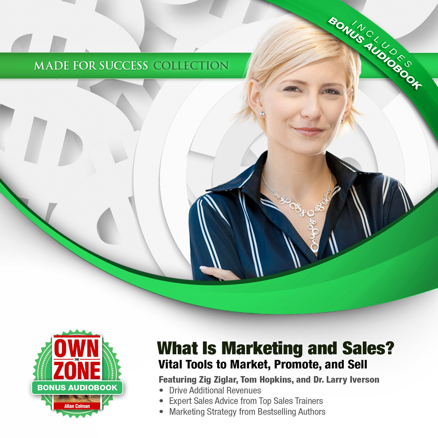 Printable What Is Marketing and Sales?: Vital Tools to Market, Promote, and Sell Audiobook Cover Art