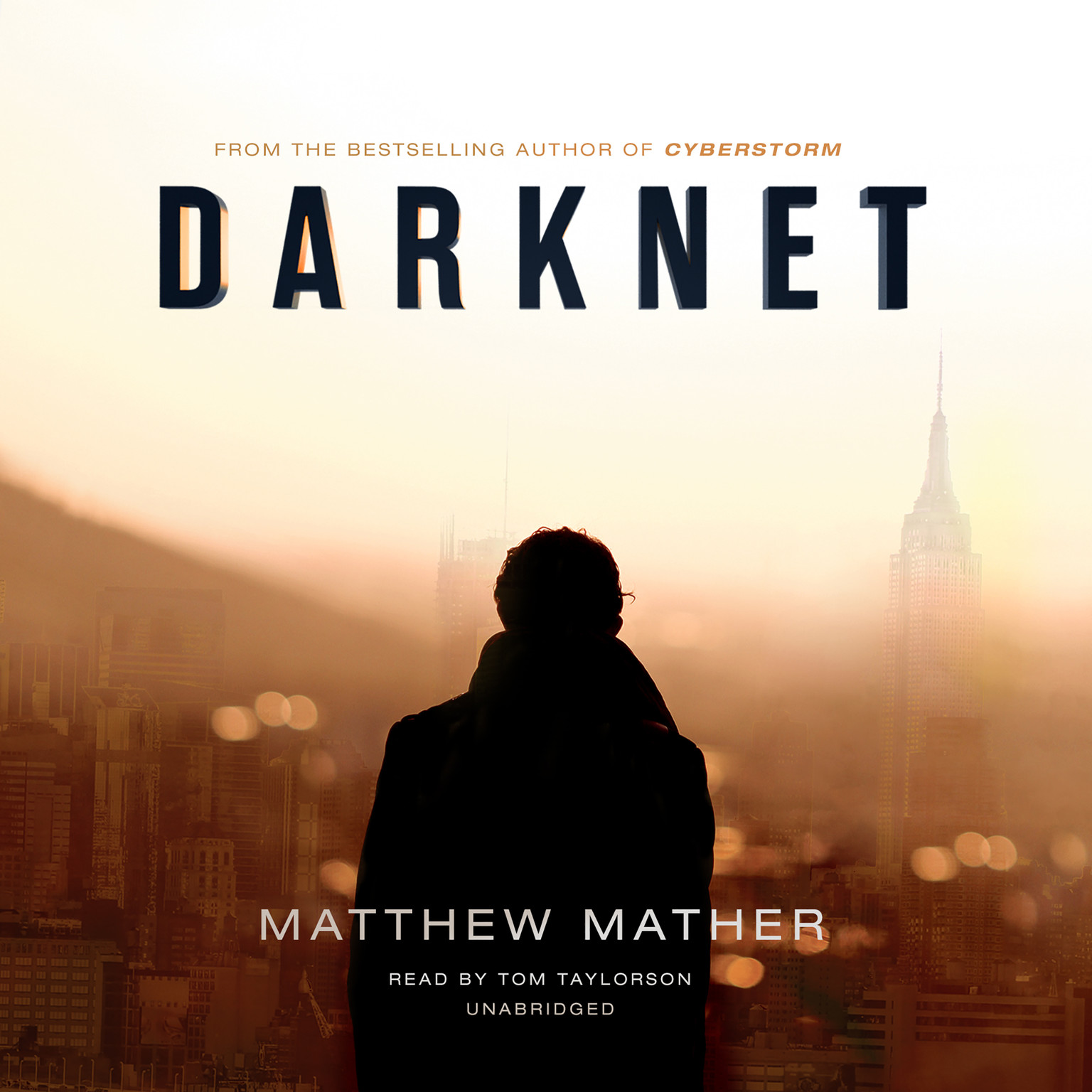 Printable Darknet Audiobook Cover Art