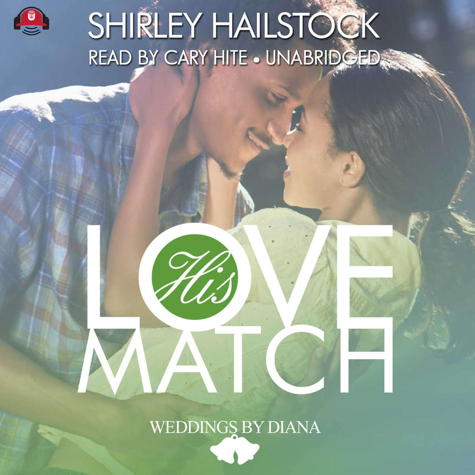 Printable His Love Match Audiobook Cover Art