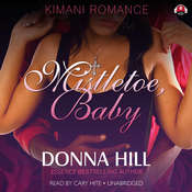 Mistletoe, Baby Audiobook, by Donna Hill