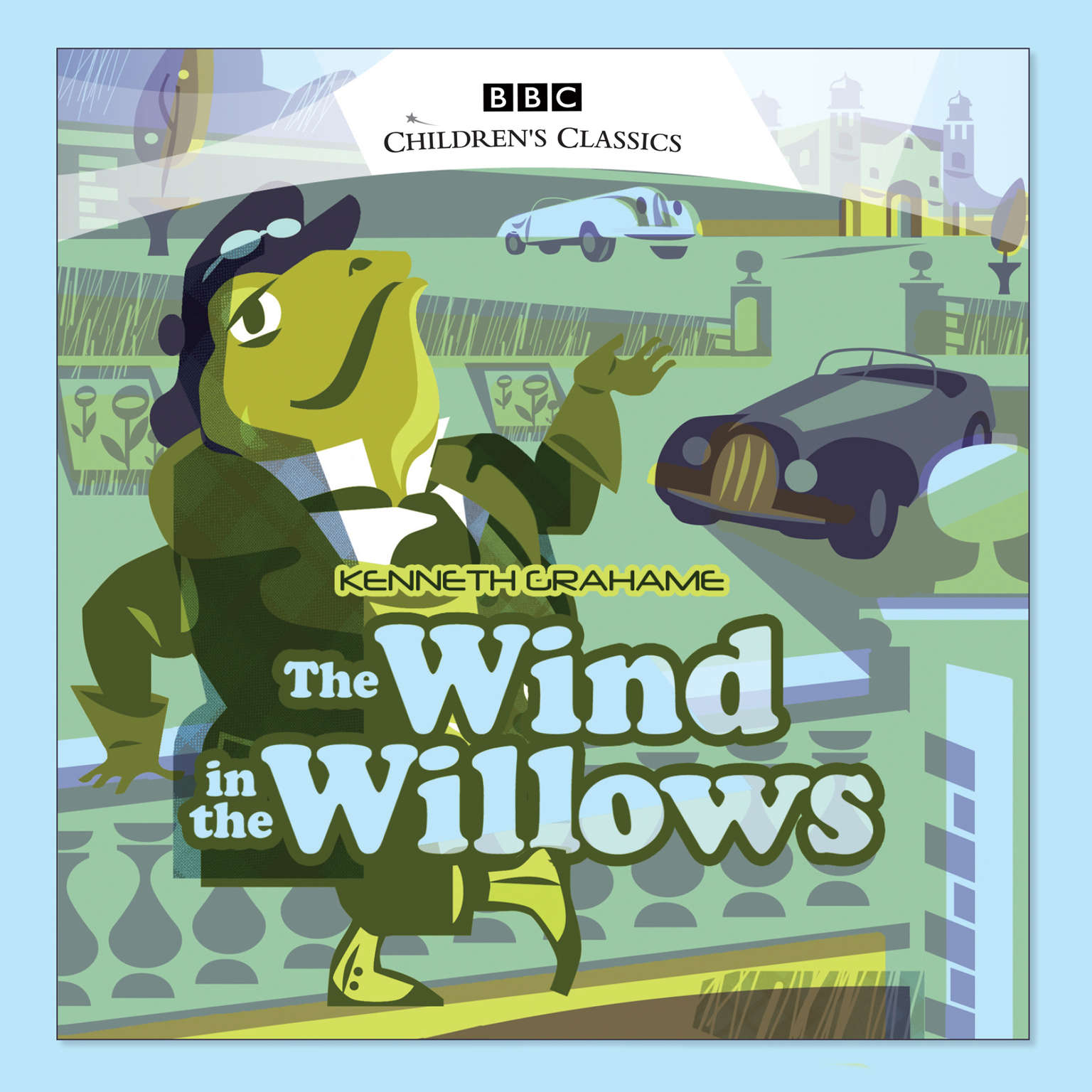 Printable The Wind in the Willows Audiobook Cover Art