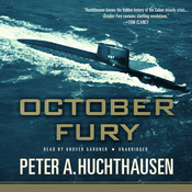 October Fury Audiobook, by Peter A. Huchthausen