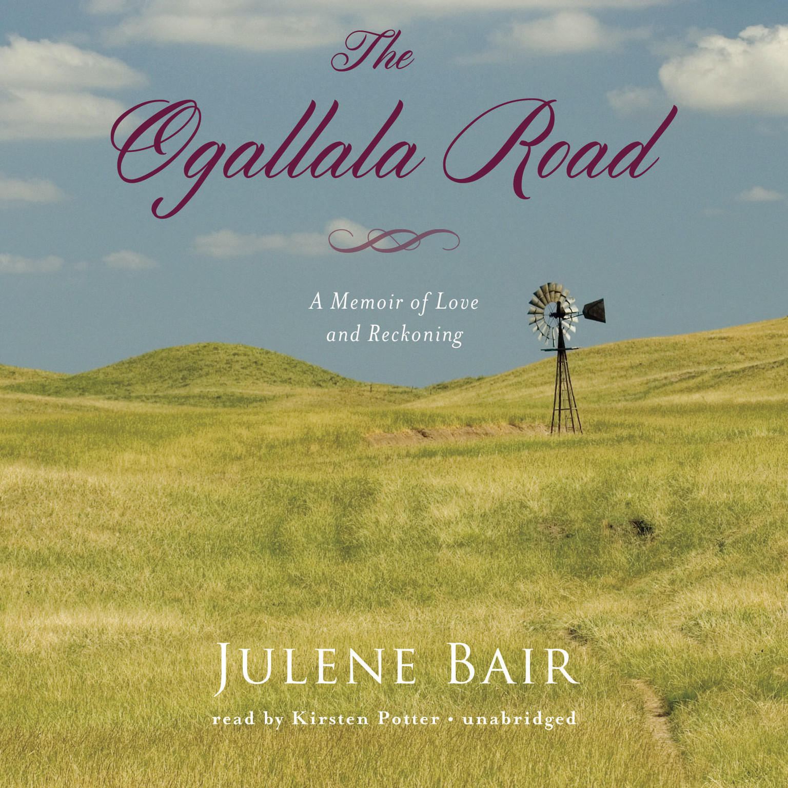 Printable The Ogallala Road: A Memoir of Love and Reckoning Audiobook Cover Art