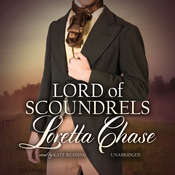 Lord of Scoundrels Audiobook, by Loretta Chase