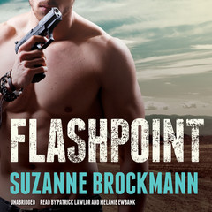 Flashpoint Audiobook, by Suzanne Brockmann