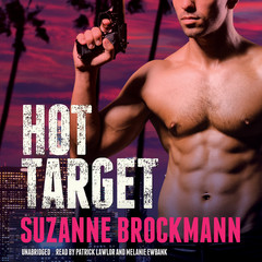 Hot Target: A Novel Audiobook, by Suzanne Brockmann