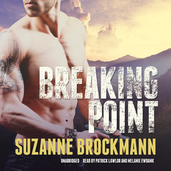 Breaking Point Audiobook, by Suzanne Brockmann