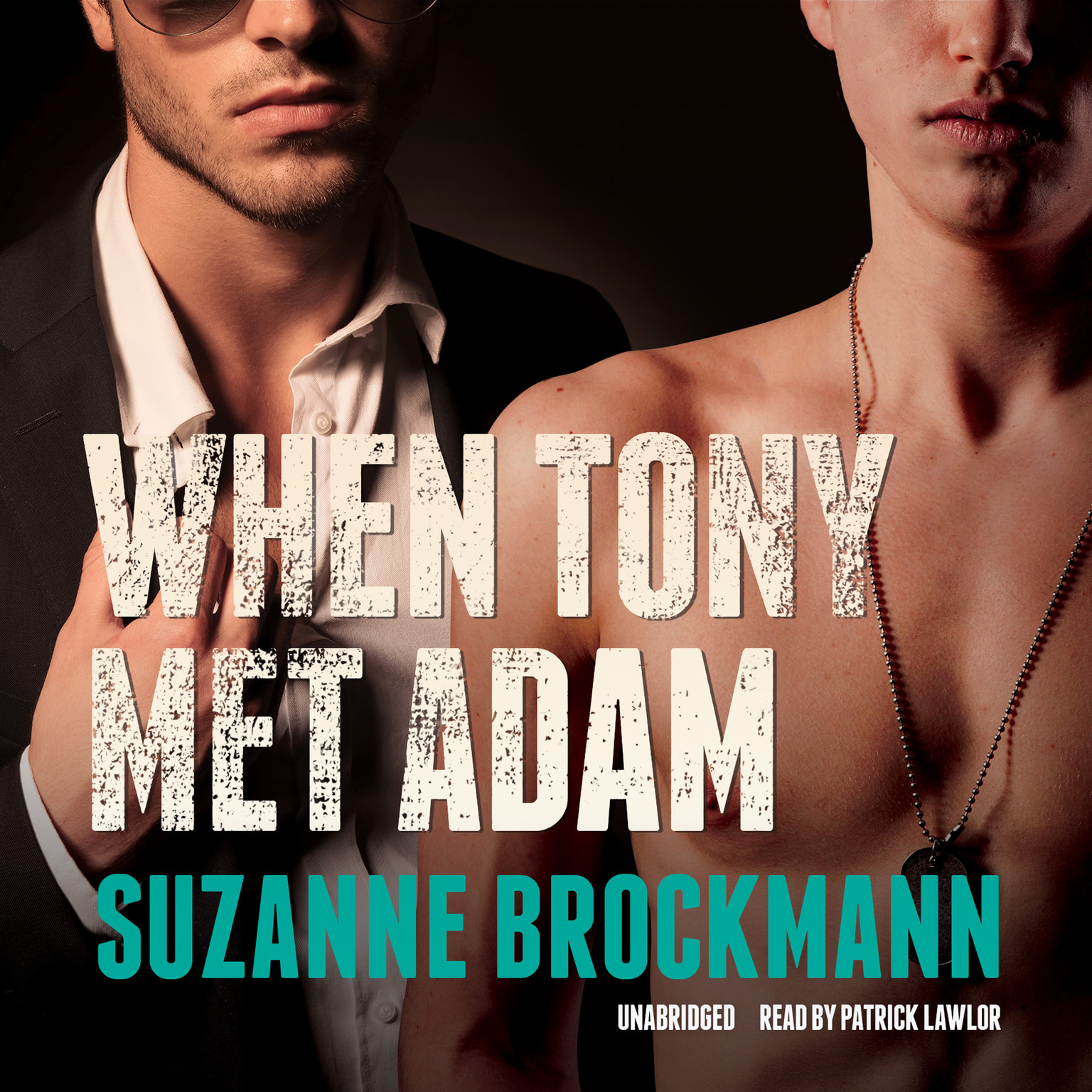 Printable When Tony Met Adam Audiobook Cover Art