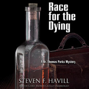 Race for the Dying Audiobook, by Steven F. Havill