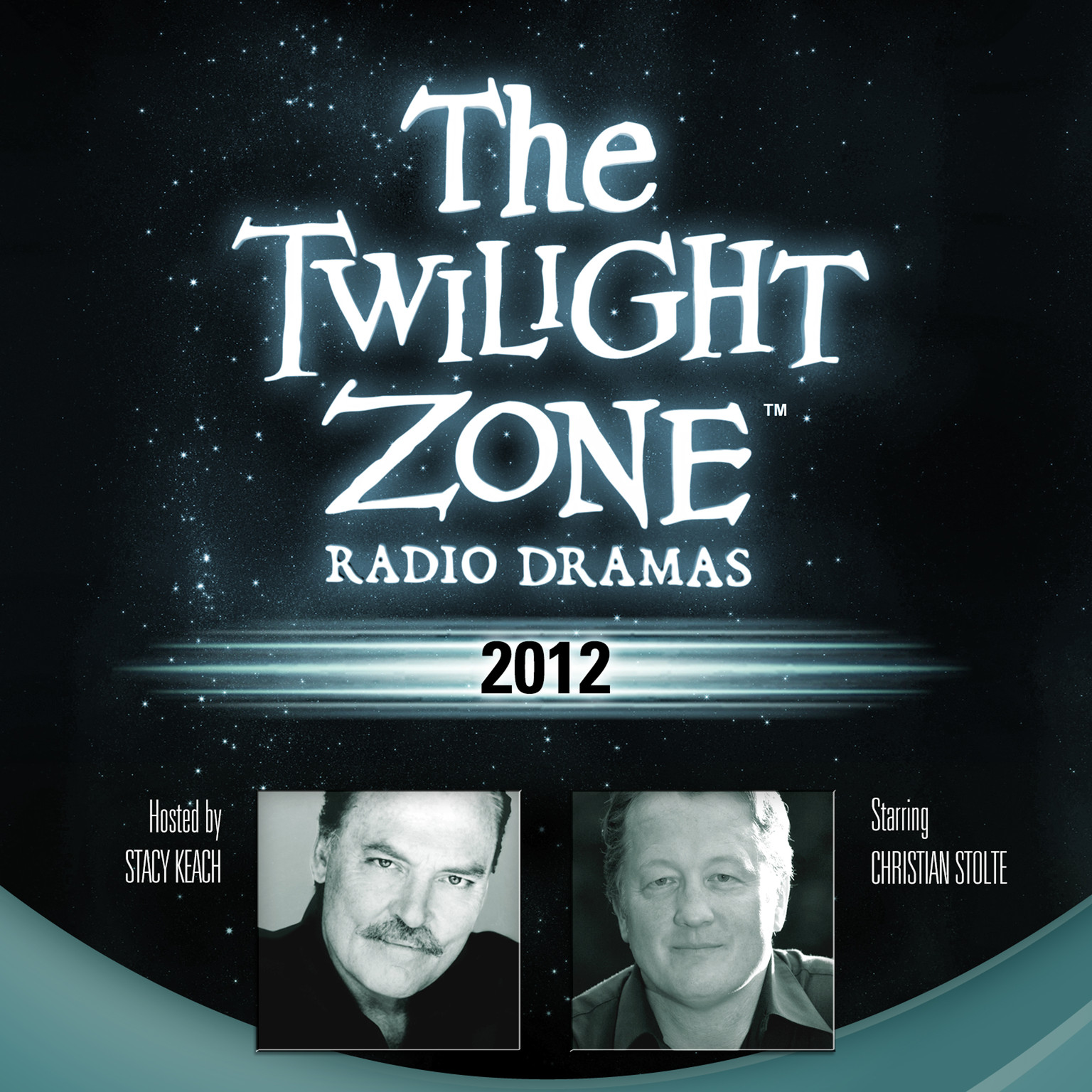 Printable 2012 Audiobook Cover Art