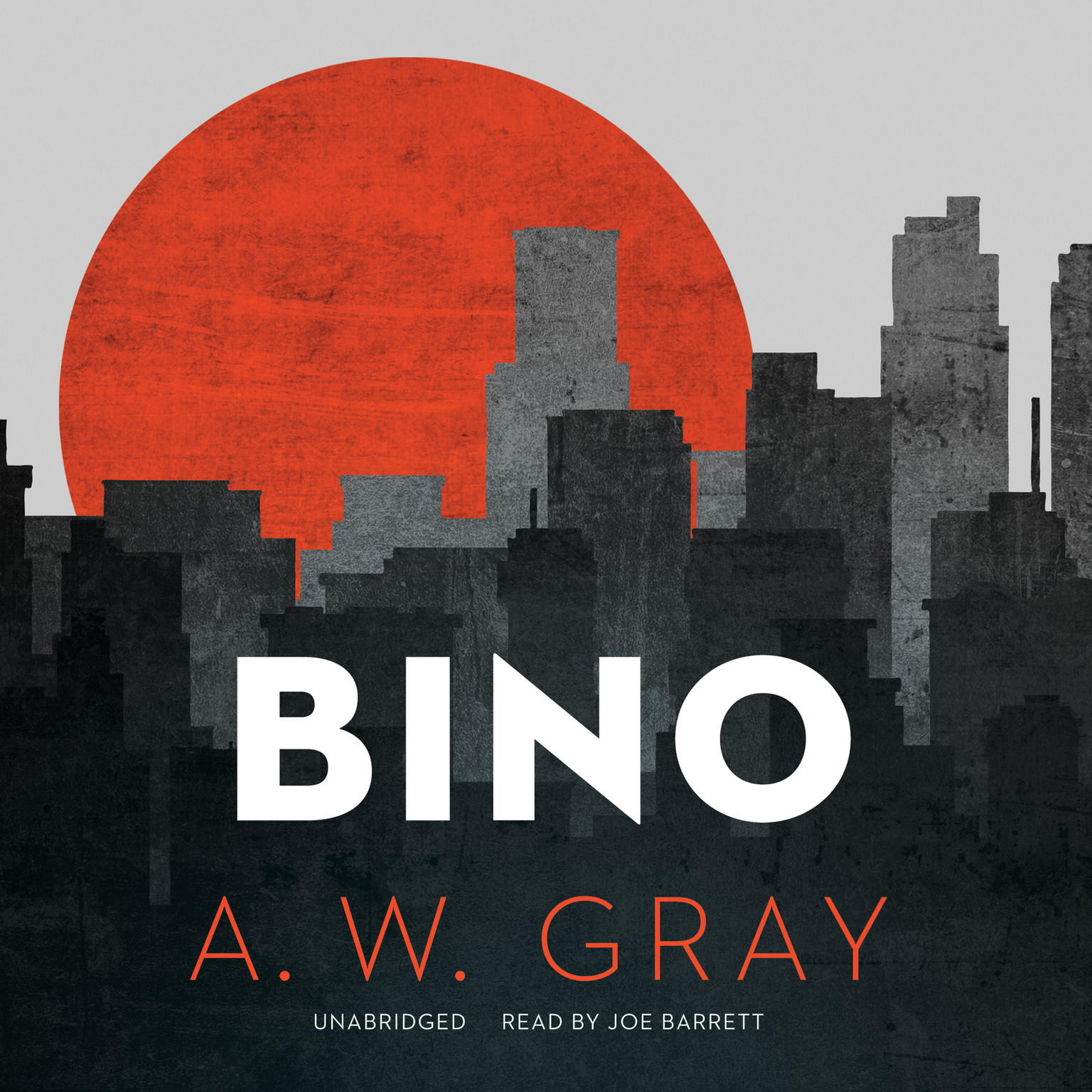 Printable Bino Audiobook Cover Art