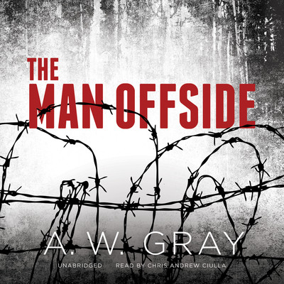 The Man Offside Audiobook, by A. W. Gray