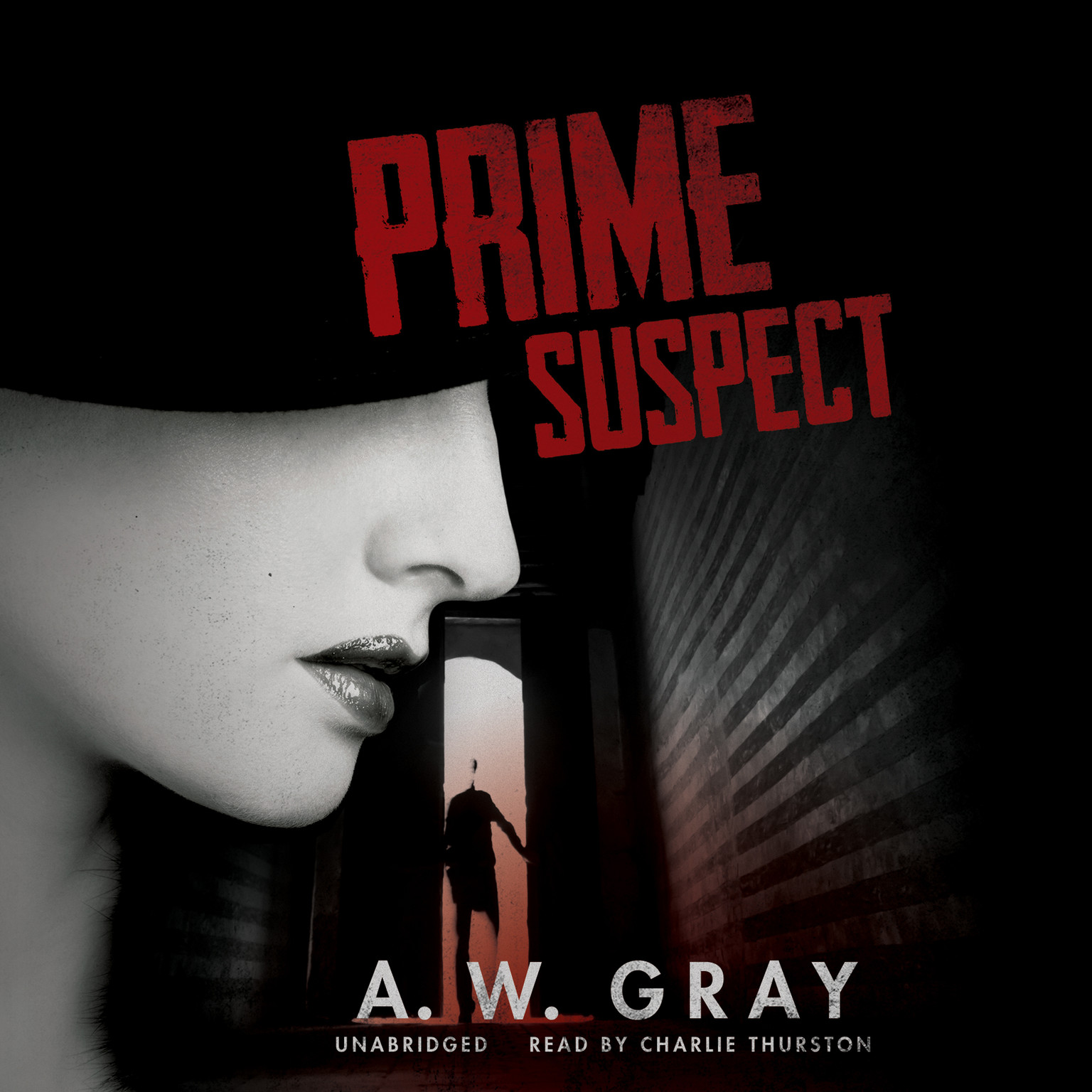 Printable Prime Suspect Audiobook Cover Art