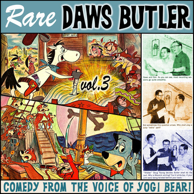 Rare Daws Butler, Vol. 3 Audiobook, by Charles Dawson Butler