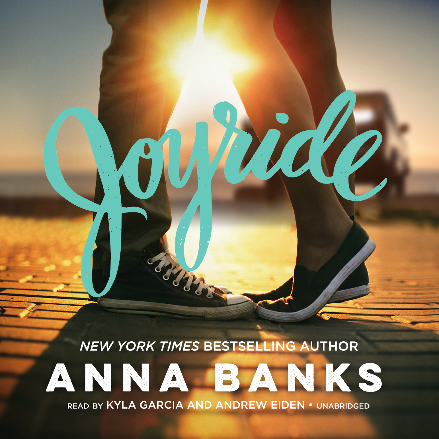 Printable Joyride Audiobook Cover Art