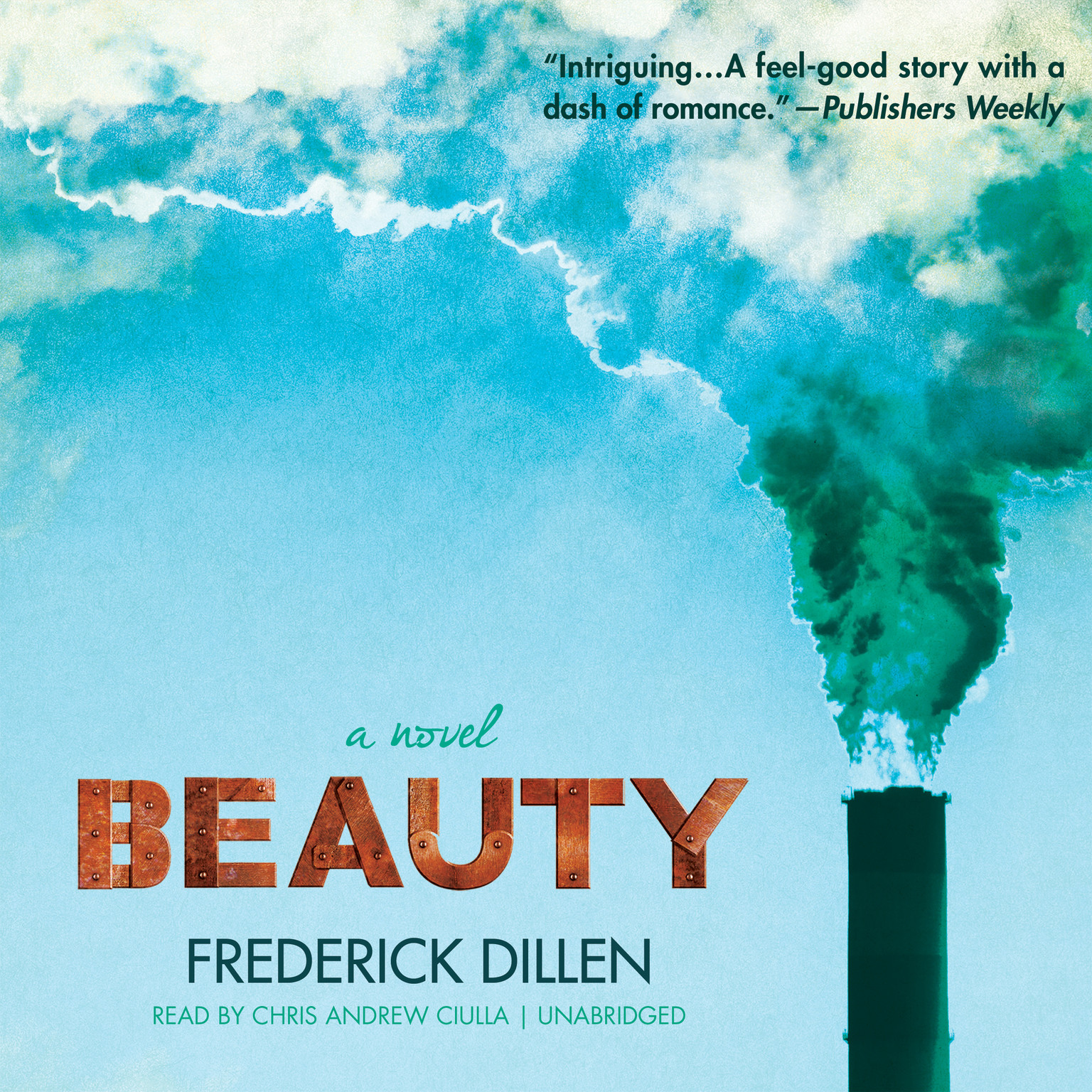 Printable Beauty: A Novel Audiobook Cover Art