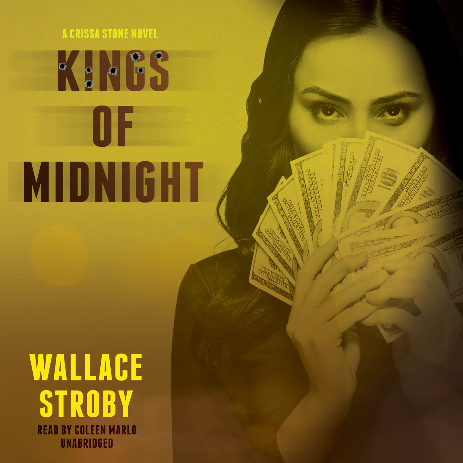 Printable Kings of Midnight Audiobook Cover Art