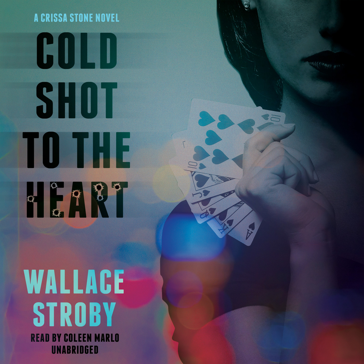 Printable Cold Shot to the Heart Audiobook Cover Art