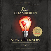 Now You Know: Why Some Succeed and Others Fail Using the Same System Audiobook, by Ryan Chamberlin