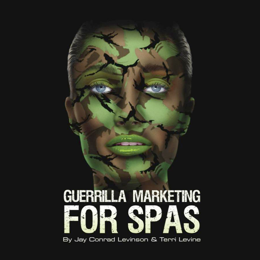 Printable Guerrilla Marketing for Spas Audiobook Cover Art