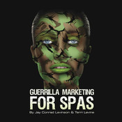 Guerrilla Marketing for Spas Audiobook, by Jay Conrad Levinson, Terri Levine