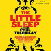 The Little Sleep Audiobook, by Paul Tremblay