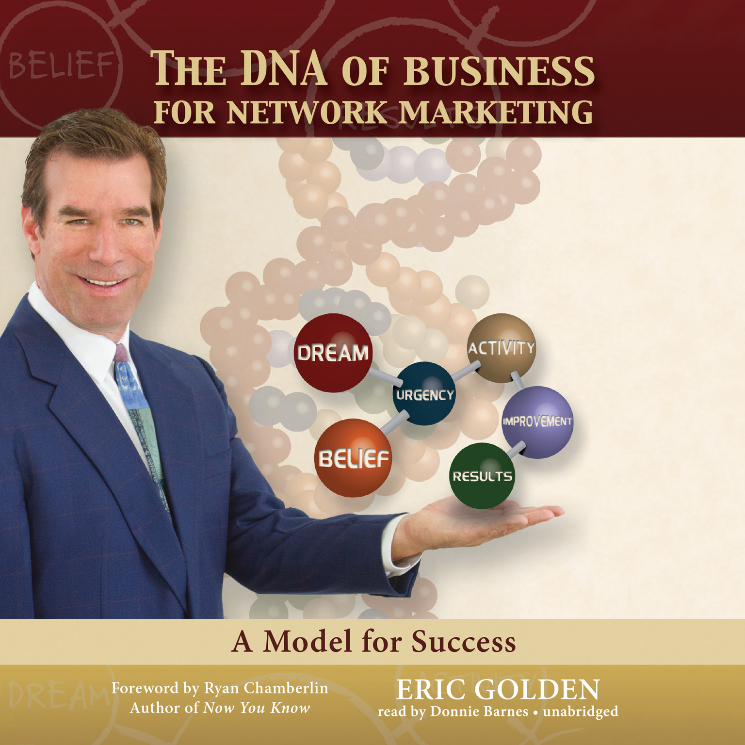 Printable The DNA of Business for Network Marketing: A Model for Success Audiobook Cover Art