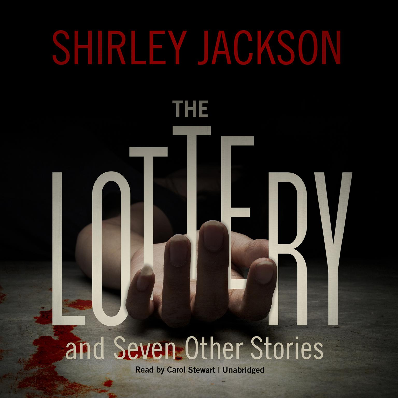 Printable The Lottery and Seven Other Stories Audiobook Cover Art