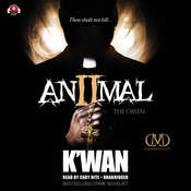 Animal 2: The Omen Audiobook, by K'wan