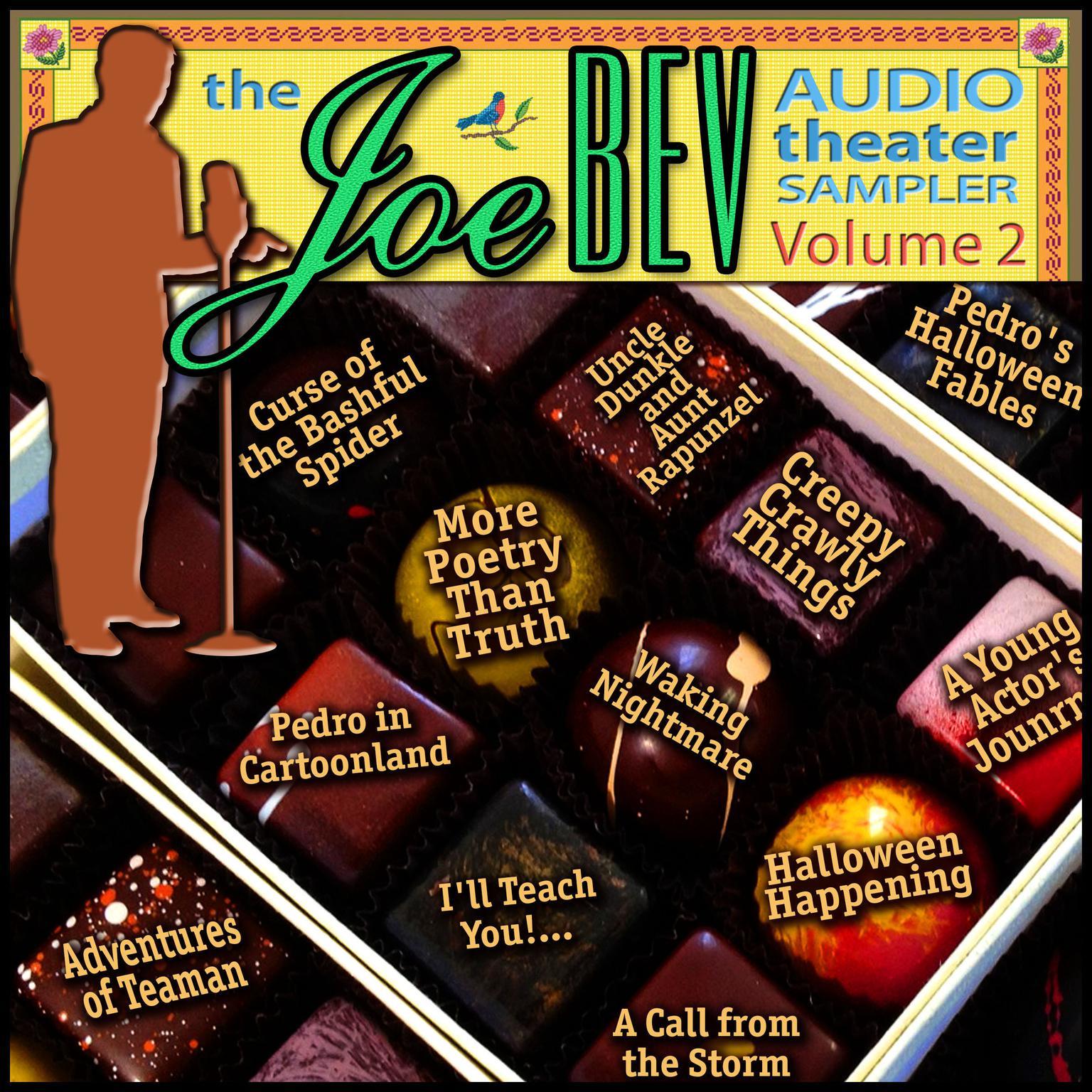 Printable A Joe Bev Audio Theater Sampler, Vol. 2 Audiobook Cover Art